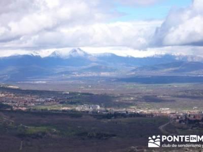Silla de Felipe II y la Machota;senderos huelva;senderos navarra
